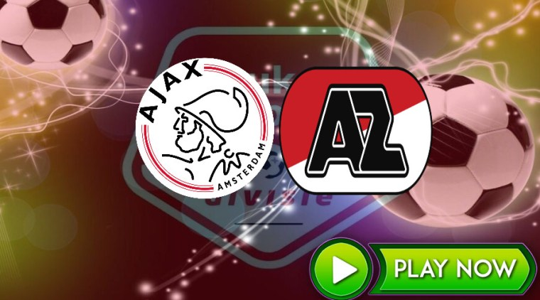 Livestream Jong Ajax - Jong AZ