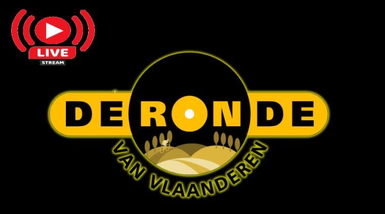 Livestream Ronde van Vlaanderen 2020