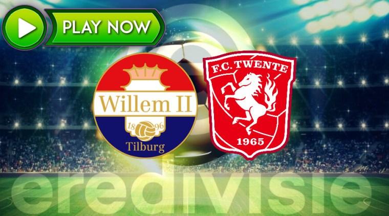 Livestream Willem II - FC Twente
