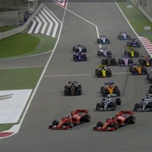 Bahrein Formule 1 Grand Prix 2020 livestream