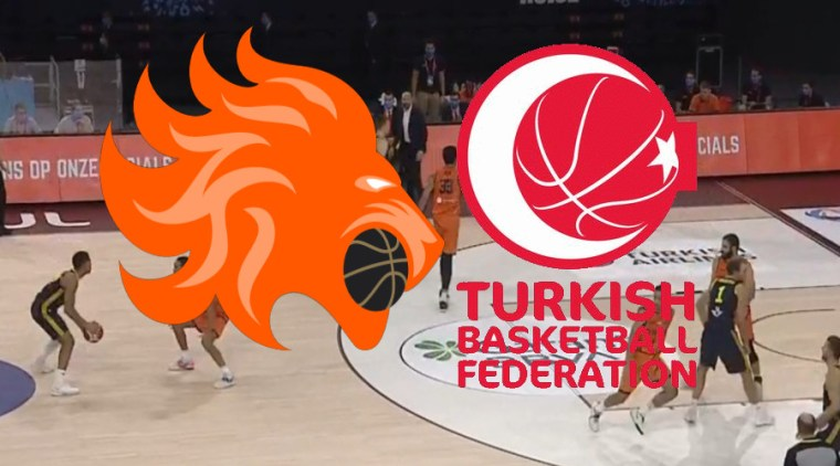 Basketbal livestream Nederland - Turkije
