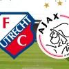 FC Utrecht - Ajax livestream