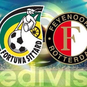 Fortuna Sittard - Feyenoord livestream