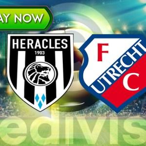 Heracles - FC Utrecht livestream