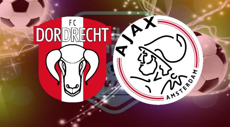 Livestream FC Dordrecht - Jong Ajax