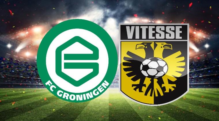 Livestream FC Groningen - Vitesse