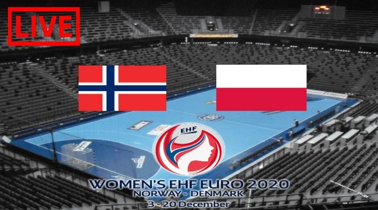EK Handbal 2020 livestream Noorwegen - Polen