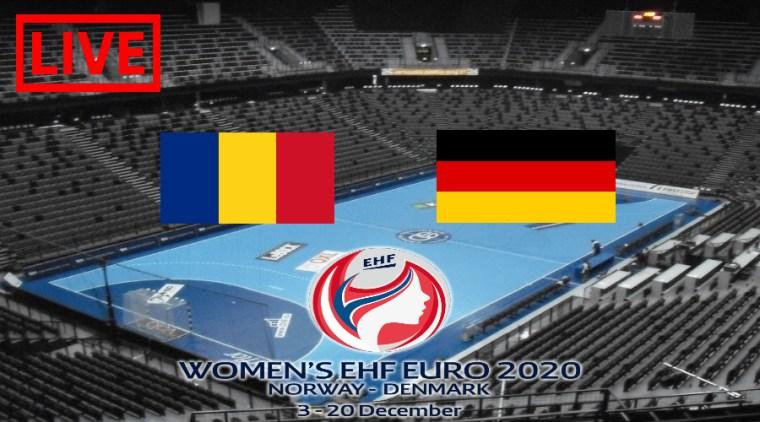 EK Handbal livestream Roemenië - Duitsland