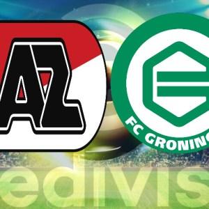 Eredivisie livestream AZ - FC Groningen