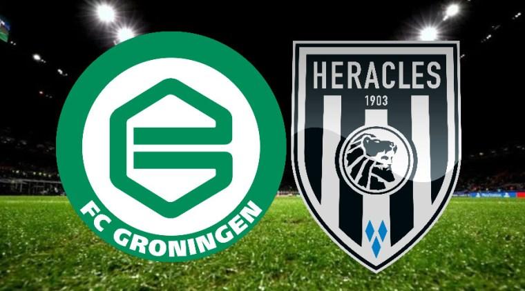 Eredivisie livestream FC Groningen - Heracles Almelo