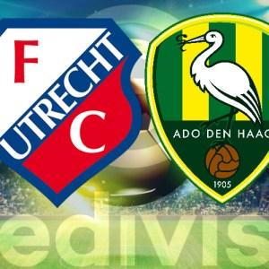 Eredivisie livestream FC Utrecht - ADO Den Haag
