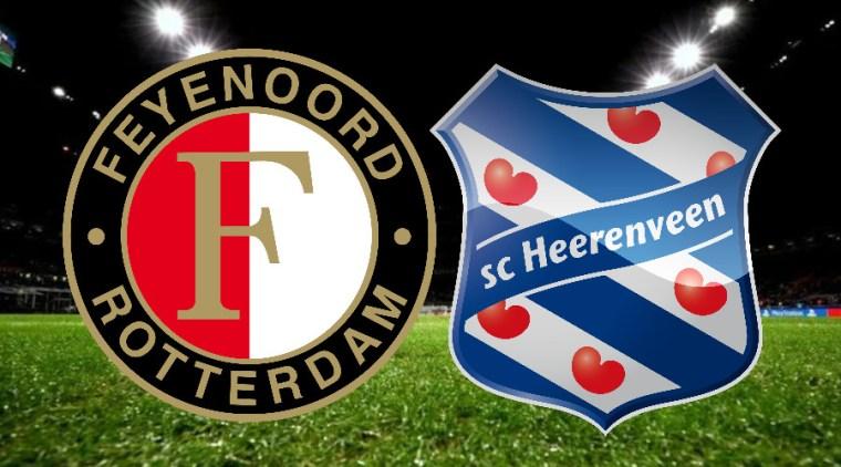 Eredivisie livestream Feyenoord - SC Heerenveen