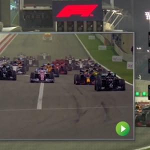 Formule 1 livestream Grand Prix Sakhir