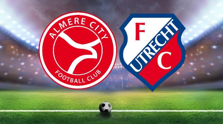 Livestream Almere City FC - Jong FC Utrecht
