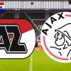 Kijk hier gratis via de livestream AZ Alkmaar - Ajax