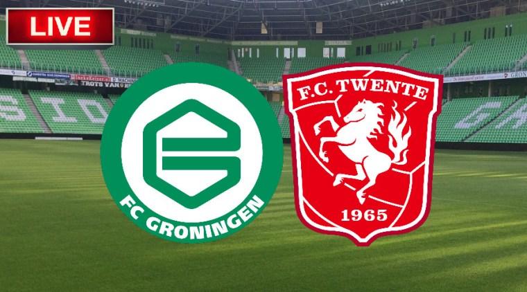 Kijk hier via de livestream FC Groningen - FC Twente