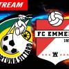 Fortuna Sittard - FC Emmen voetbal livestream