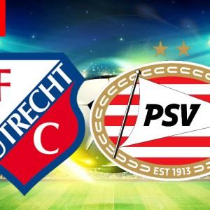 FC Utrecht - PSV kijken via een gratis live stream