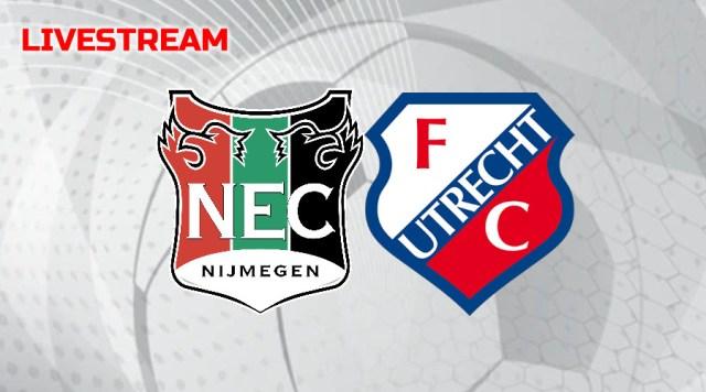 Gratis livestream NEC - FC Utrecht