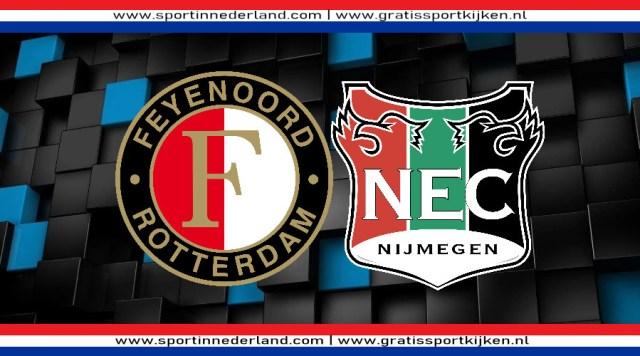 Livestream Feyenoord - NEC