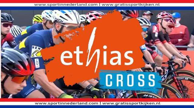 Livestream Ethias Cross Meulebeke