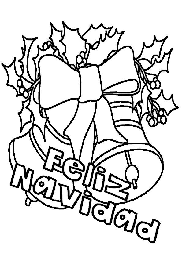 Feliz Navidad Imagenes Navidenas Dibujos De Navidad Para Colorear E Imprimir Grandes Novocom Top
