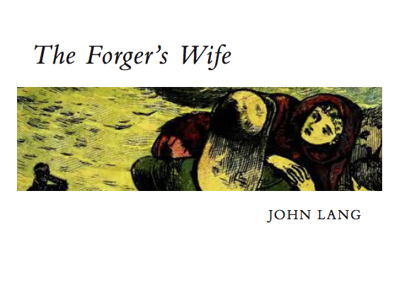 The Forger's Wife cover