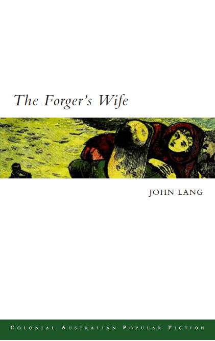 The Forger's Wife Cover Art