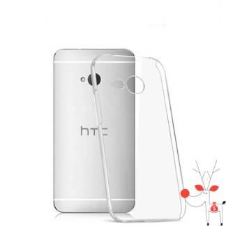 Husa de protectie HTC M9, carcasa silicon spate telefon