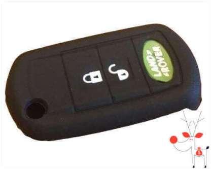 Husa protectie carcasa auto cheie briceag Land Rover
