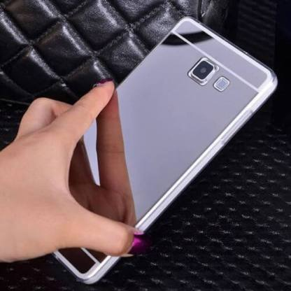Carcasa protectie silicon Samsung Galaxy S8 Plus, husa spate telefon tip oglinda