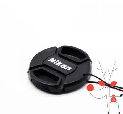 Capac frontal obiectiv Nikon LC-67, camera foto DSLR, diametru 67mm