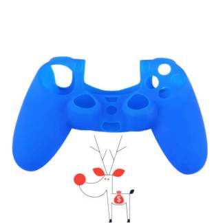 Husa silicon protectie PS4, carcasa maneta controller, joystick consola Playstation 4