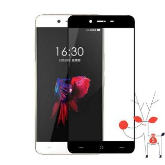 Folie sticla Asus Zenfone 3 Max, Full Cover 3D, Tempered Glass, protectie ecran display telefon