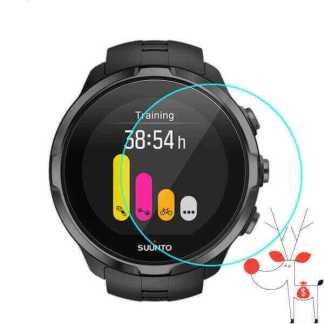 Folie sticla Suunto Spartan Sport, Tempered Glass, protectie ecran ceas Smartwatch