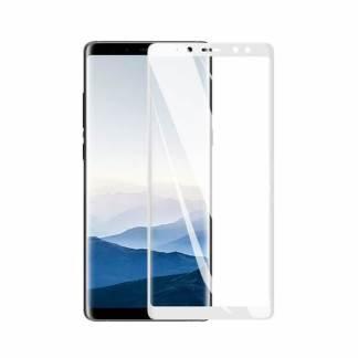 Folie sticla Samsung Galaxy A8 Plus, Full Cover 3D, Tempered Glass