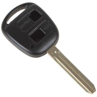 Carcasa cheie auto Toyota, 3 butoane, model Avensis, Celica, Yaris, Corolla