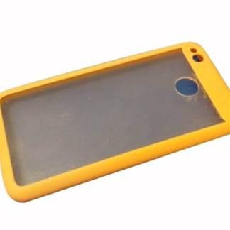 Carcasa protectie Xiaomi Redmi 4, husa tip bumper spate telefon