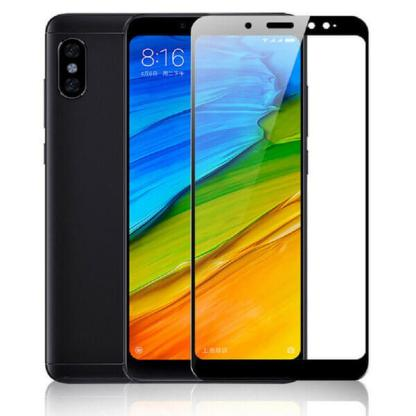 Folie sticla Xiaomi Mi A2 Lite, Full Cover 3D, Tempered Glass, protectie
