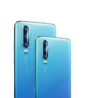 Protectie camera Huawei P30 Pro, folie clasic smart protection foto