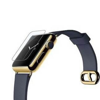 Folie sticla Apple Watch 42mm, Tempered Glass, protectie ecran ceas Smartwatch