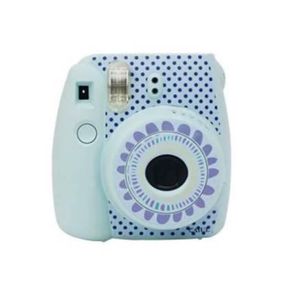 Sticker decorativ Instax mini 8, abtibild decal protectie aparat foto