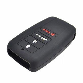 Protectie silicon carcasa cheie Acura MDX, RDX, husa cheie auto, 4 butoane