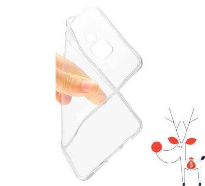 Husa protectie silicon Realme X, carcasa transparenta spate telefon