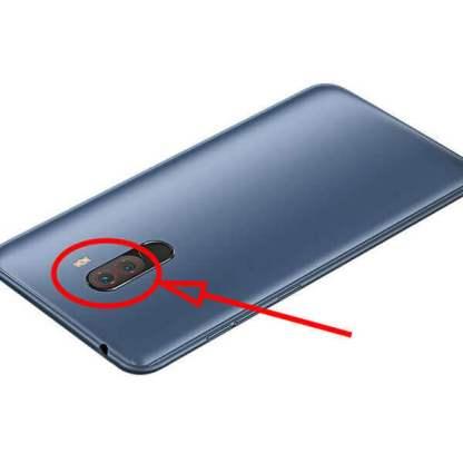 inlocuire-geam-camera-xiaomi-pocophone-f1-protectie-sticla-foto-spate-telefon