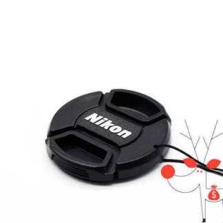 capac+frontal+protectie+obiectiv+nikon+82mm+camera+foto+dslr+diametru+lc-82mm