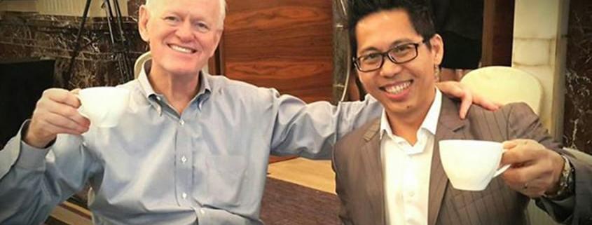 Marshall Goldsmith World's No. 1 Leadership Thinker Dari Harvard Business Review Bersama dengan Coach Yohanes G. Pauly