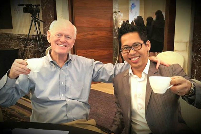 Marshall Goldsmith World's No. 1 Leadership Thinker Dari Harvard Business Review Bersama dengan Coach Yohanes G. Pauly