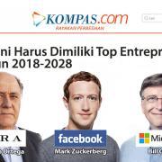 Skill Ini Harus Dimiliki Top Entrepreneurs - Gratyo.com