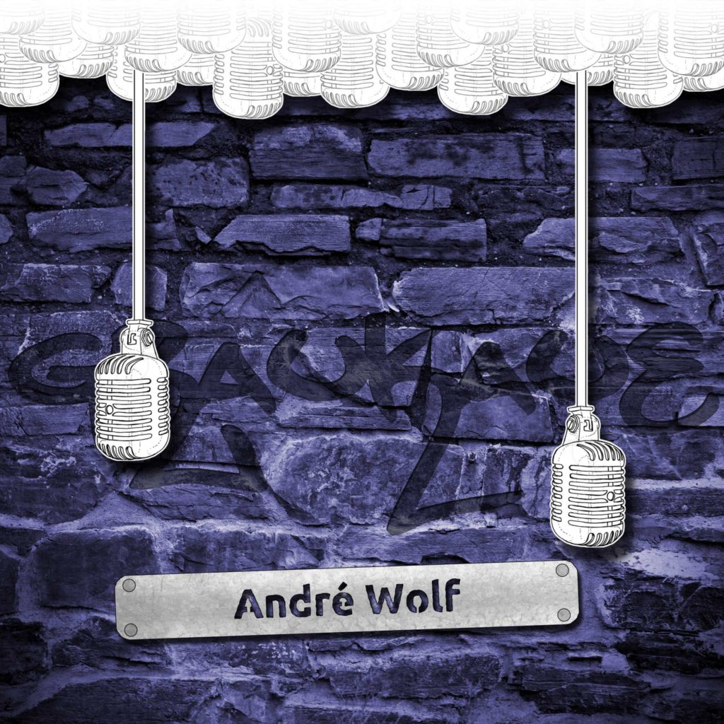 Graukaue | André Wolf (Cover)